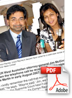 Download The Lloyd Rayney Story Web Article (Src The Australian) - Michael Muntz, Corporate, Films, Videos, Training, Promotional, Commercials, Budget, Perth, Western Australia